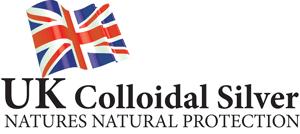 UK Colloidal Silver Logo